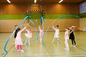 Ballett II ab 4 Jahren @ Sporthalle Niendorf/Ostsee