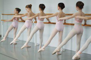 Ballett II ab 7 Jahren @ Sporthalle Niendorf/Ostsee