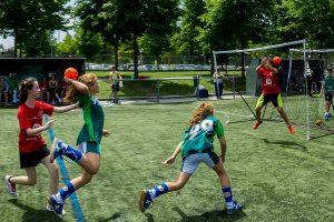 Mini-Handball (5 – 9 Jahre) @ Sporthalle Grundschule Niendorf