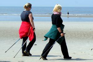 Nordic Walking @ Treffpunkt Strand-Arena