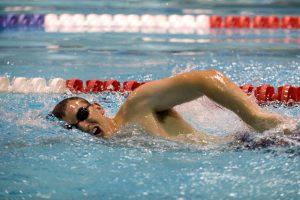 Triathlon – Schwimmen @ Meerwasserhallenbad Niendorf/Ostsee