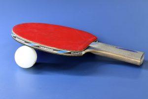 Tischtennis für die ältere Generation @ Strand–Arena