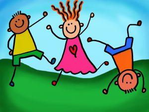Eltern-Kind-Turnen 1- 3 Jahre @ Strand–Arena